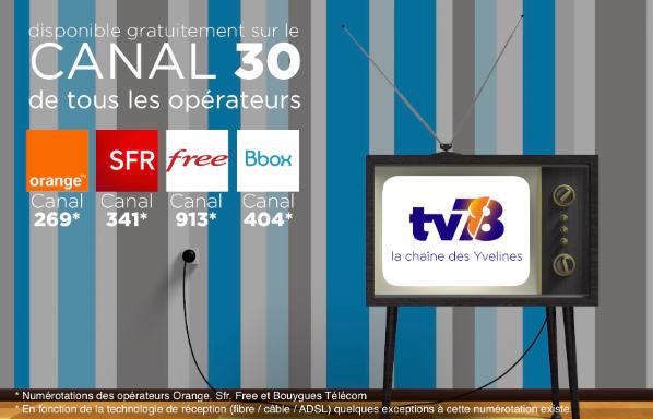 Débat télévisé @ TV78